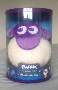 Ewan the dream sheep.