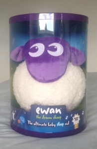 Ewan the dream sheep.