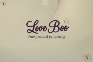 Love Boo - Mum and baby skincare