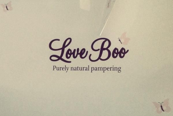 Love Boo - Mum and baby skincare