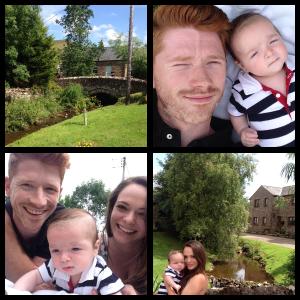 Family holiday to Cumbria 2014.
