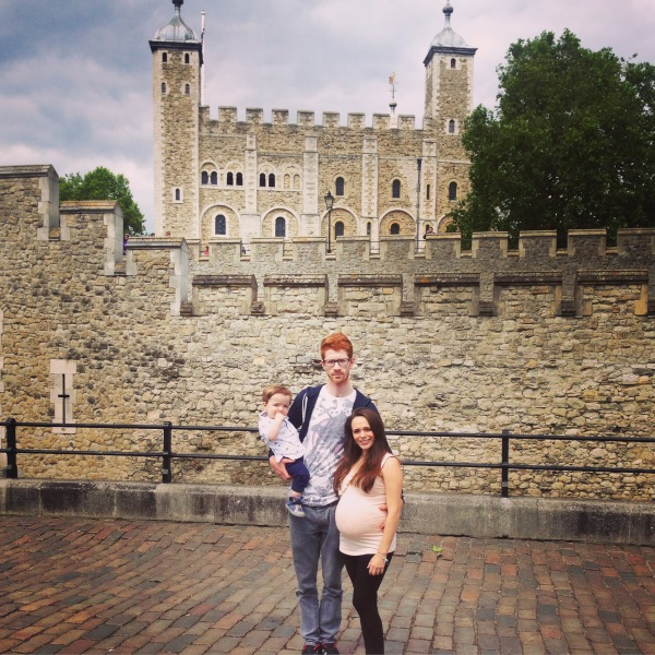Tower of London day trip 2015.