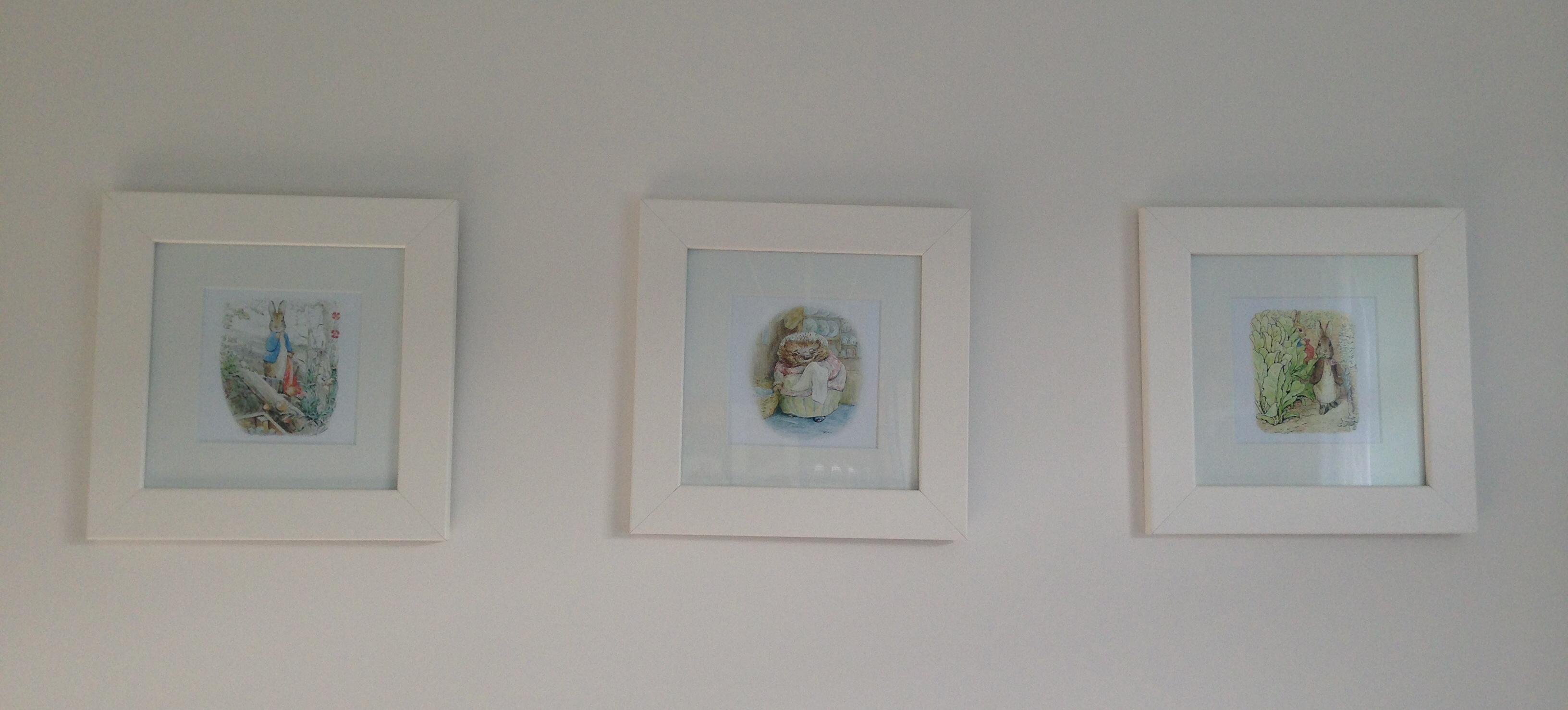 nursery decor ideas our fairytale adventure peter rabbit mrs tiggywinkle and benjamin bunny beatrix potter prints