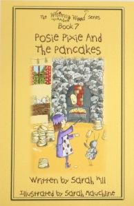 Posie Pixie and Pancakes.