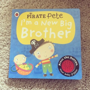 Pirate Pete - I'm a New Big Brother