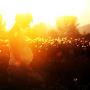 Prenatal meditation yoga. Image courtesy of – www.istockphoto.com/portfolio/aleksandarnakic