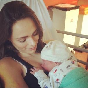 Mummy & Elijah