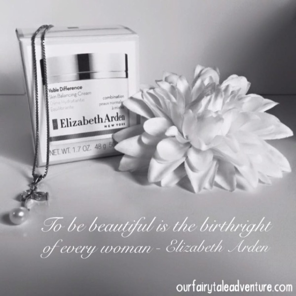 Elizabeth Arden - Visible Difference, Skin Balancing Cream for combination skin