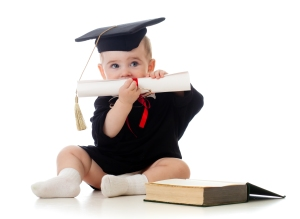 He's just been accepted into Oxford you know... Image courtesy of OksanaKuzmina/Shutterstock.com