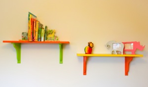 Bookends by Teamson. Money Box by Orange Tree Toys. Photo frames by Mothercare Tusk range.