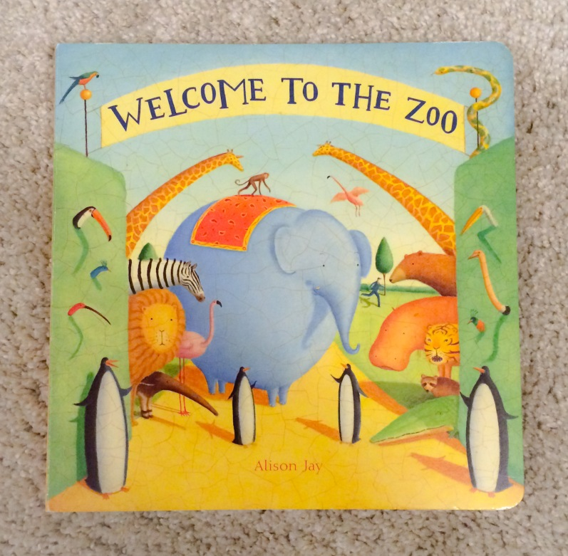 Children's Book Review - Welcome To The Zoo
