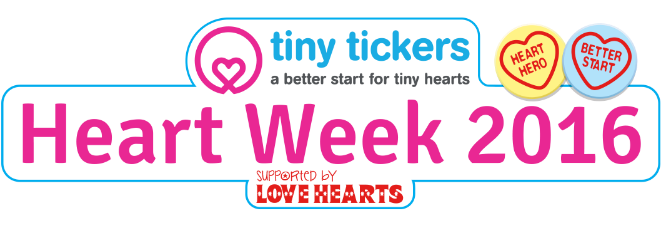 Tiny Tickers - Heart Week