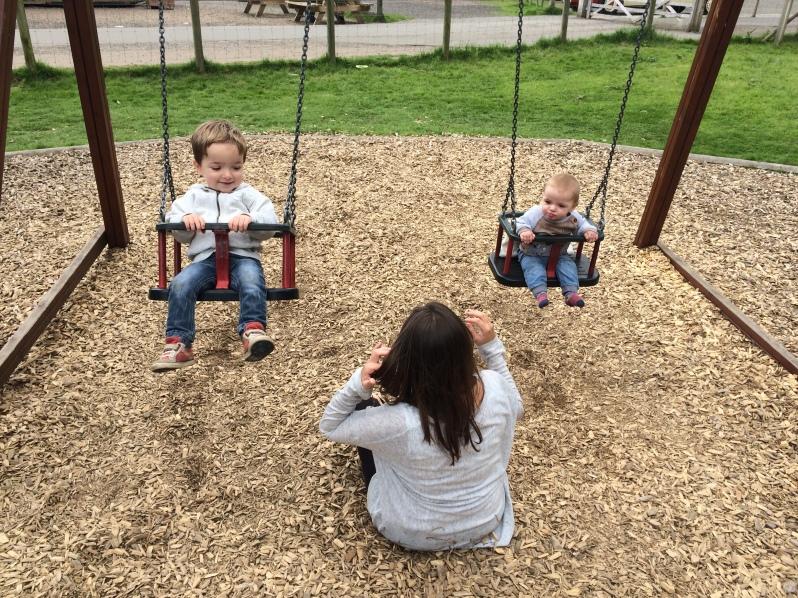 Tatton Park playground