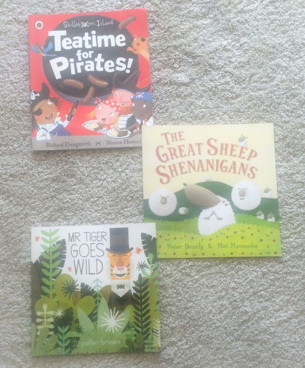 What we've been reading #2 - Children's books