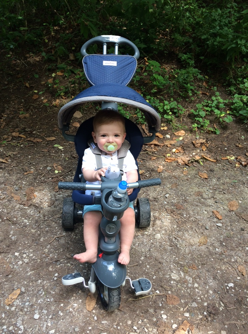 SmarTrike 5 in 1 Recliner Infinity review