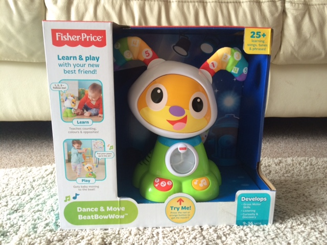 Fisher Price - BeatBowWow review