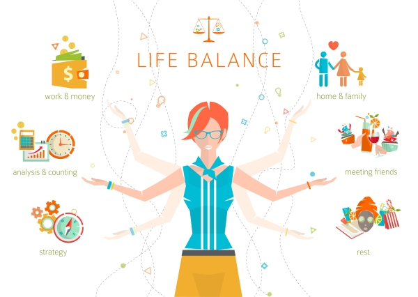How do you do it all - finding a work / life balance