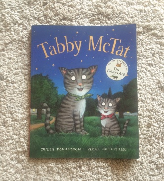 Tabby McTat book review