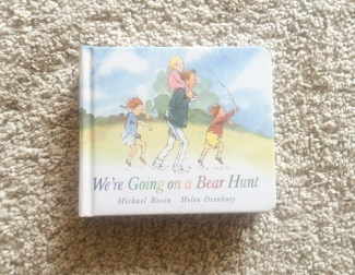 We're going on a bear hunt book review