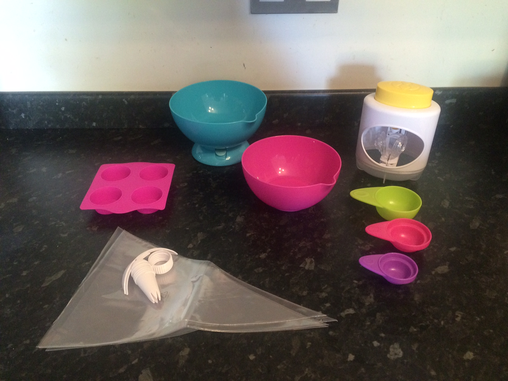 Real Baking - Great Baking Set product review