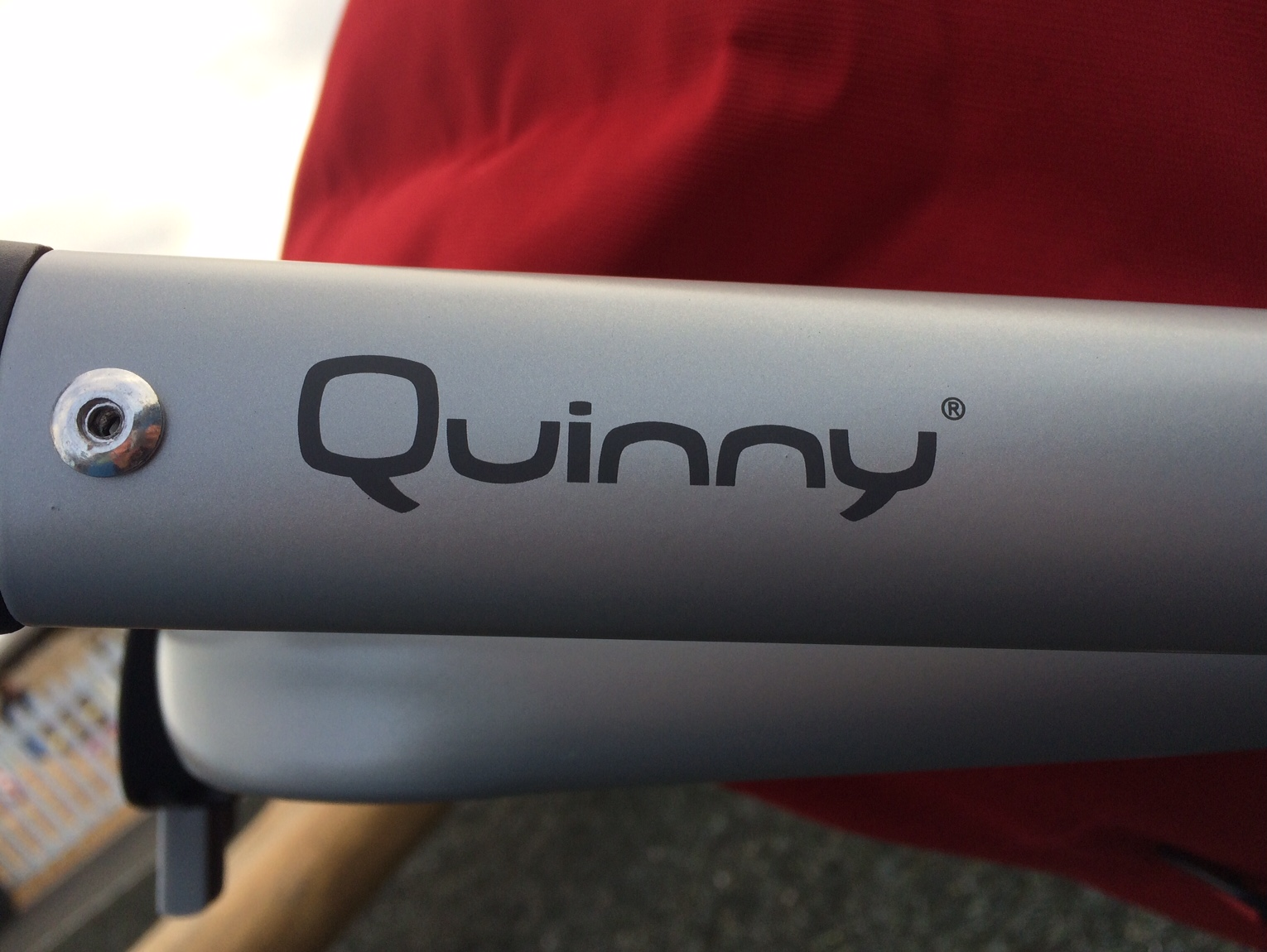 Quinny Zapp Xtra 2 review