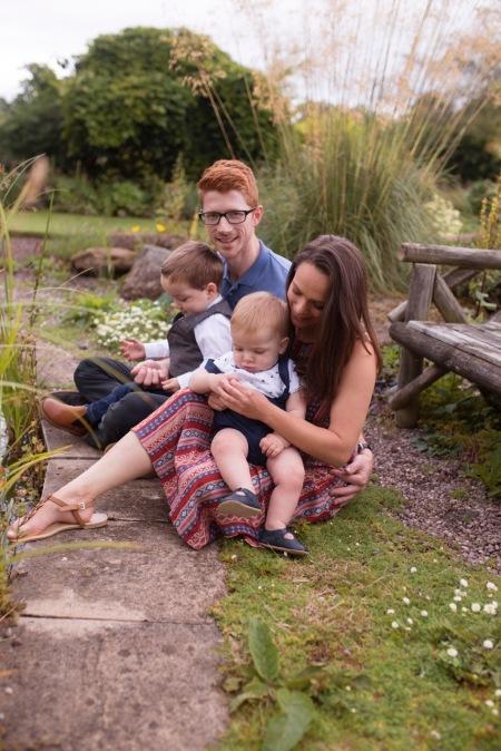 Little Wonderland photography - family photo shoot