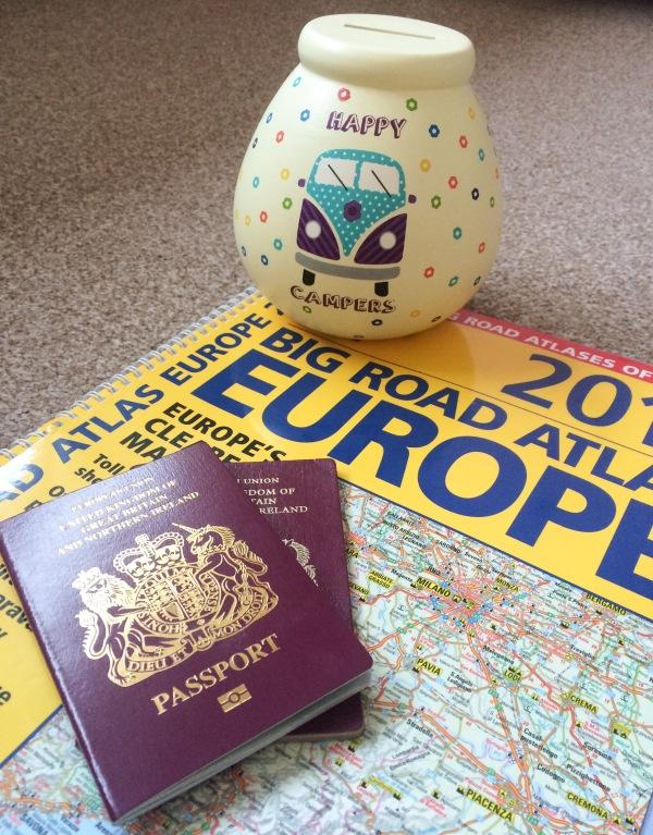 Travel plans 2017 - Northerm European Road Trip