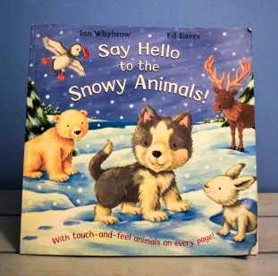 Say Hello to the Snowy animals review