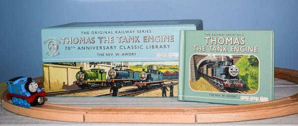 Thomas the Tank Engine 70th Anniversary Collection Review