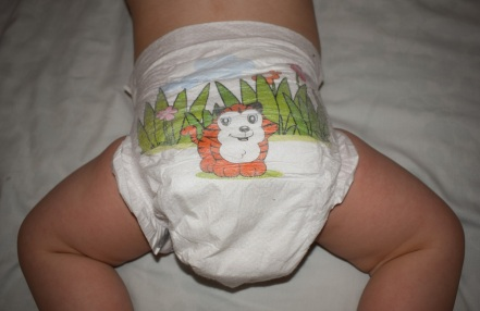 Eco-nappies: Bambo Nature nappies review