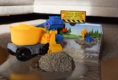 Kinetic Rock Crusher
