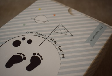 Capturing moments with the Tipitoe Footprint Imprint Kit
